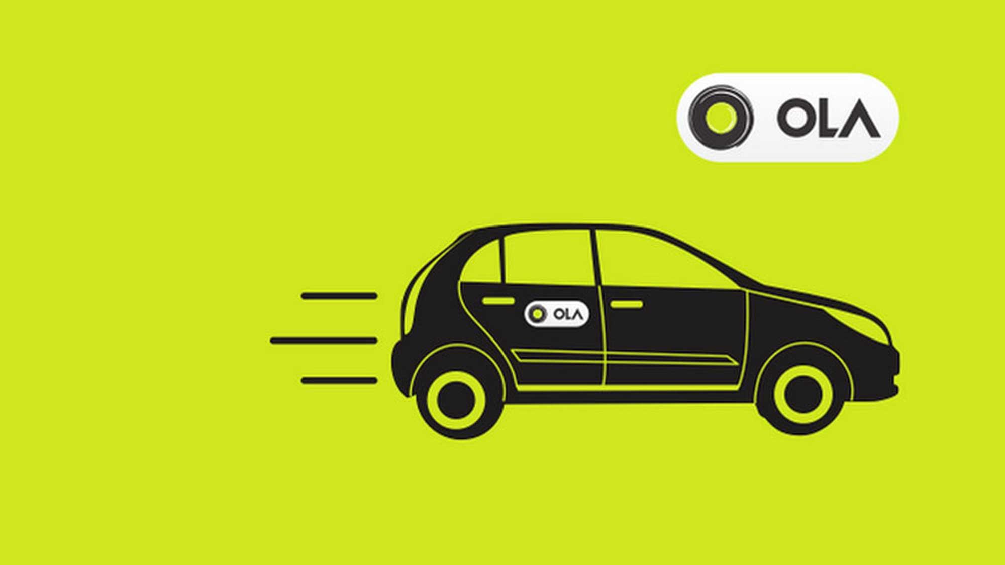 Ride sharing app india