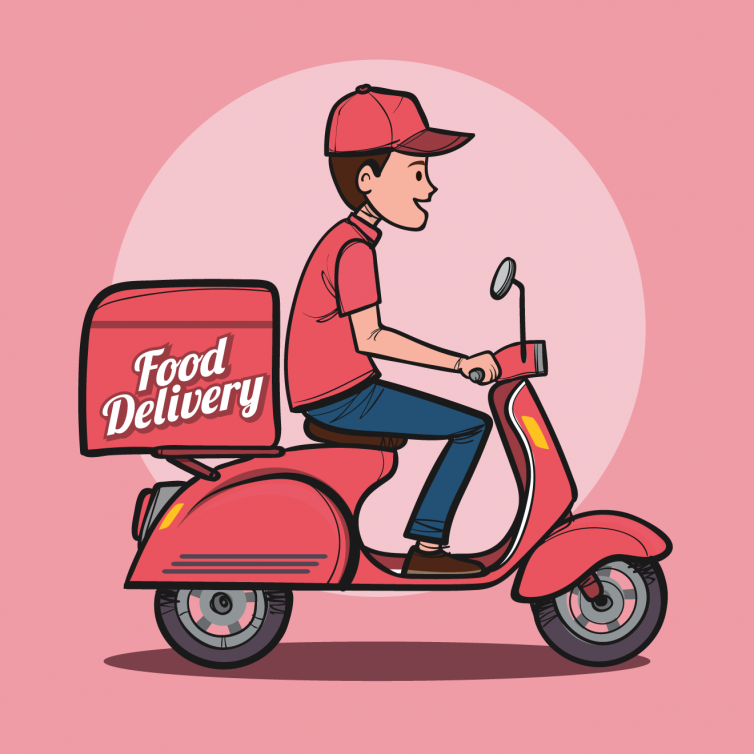 ApporioEats (Food Delivery App)