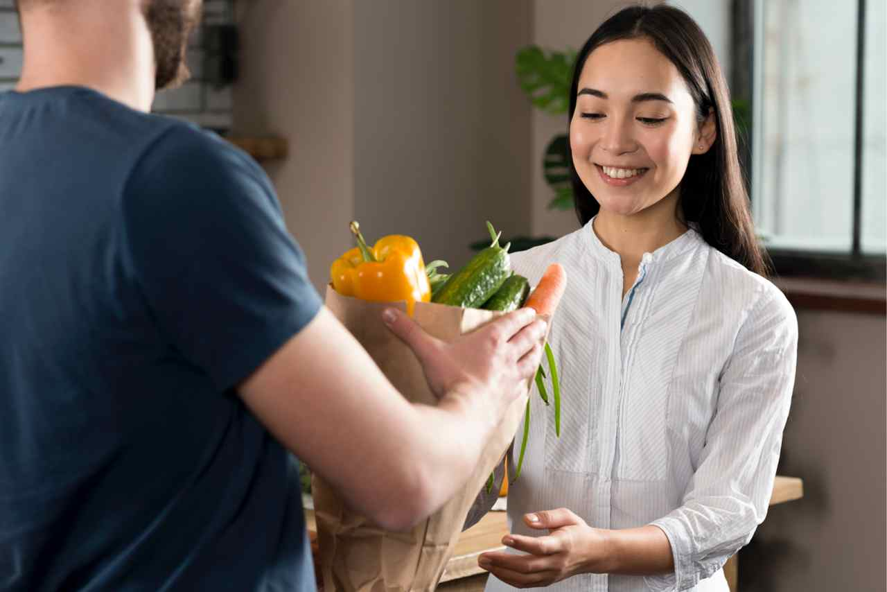 Food And Grocery Delivery