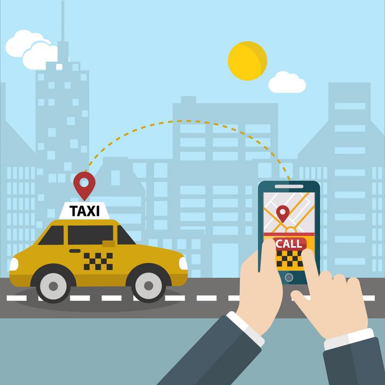 Apporio Taxi (Uber-clone App)
